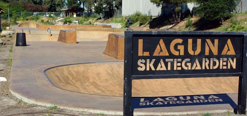 Skategarden Park 1