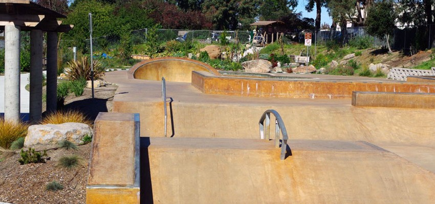 Skategarden Park 3