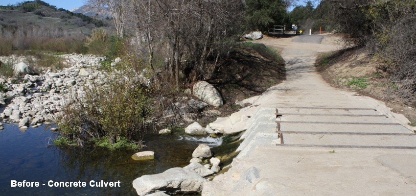 Ojai Valley Trail Bridge 1