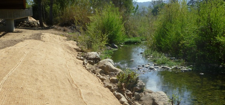 Ojai Valley Trail Bridge 4