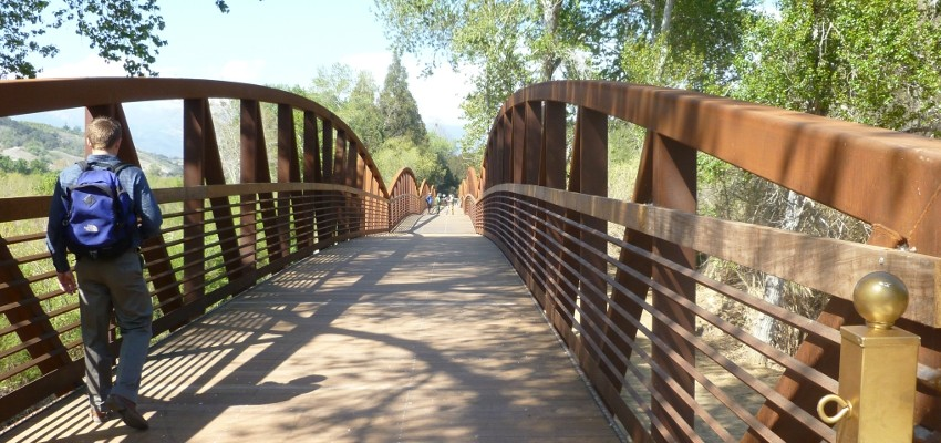 Ojai Valley Trail Bridge 5